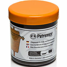 Petromax Einbrenn- und Pflegepaste, Konservierung
