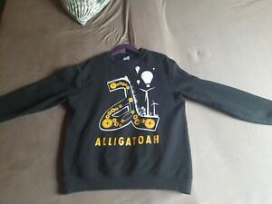 Alligatoah Sweatshirt L Trailerpark merch