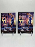 2018-19 Hoops Faces of the Future #4 Jaren Jackson Jr. Lot (2) Rookie RC Insert