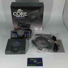 PC Engine / Core Grafx Mini Console Boxed Complete