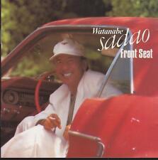 "SADO WATANABE CD: ""FRONT SEAT"" 1989"