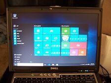Dell Latitude D630~ WINDOWS 10~ 2.20 Core 2 Duo~ 3 GB Ram~ DVD~120 HDD~Warranty