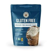 King Arthur Flour, Measure for Measure Flour, Certified Gluten-Free, Non-GMO
