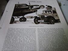 Deutsches Automobil Archiv D 4084 Luftpost und Auto