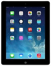 Apple iPad 3rd Generation 64GB, Wi-Fi Cellular Unlocked, 9.7in - Black