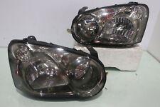 JDM Subaru Impreza WRX Rev8 GDB VER 8 STI Front Headlights Lights Lamp 04-05 B