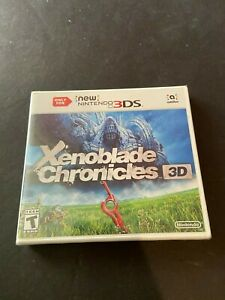 Xenoblade Chronicles Nintendo 3DS New