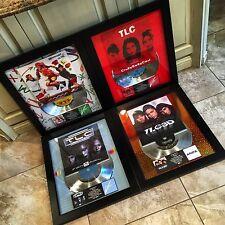 VERY RARE 4 TLC Platinum Record Album Disc Music Award MTV Grammy RIAA