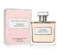TENDER ROMANCE by RALPH LAUREN 3.4 oz / 100ml EDP SPRAY WOMEN *SEALED*
