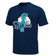 LA Dodgers MLB Affiliate Ogden Raptors YOUTH MiLB 2 Button T shirt