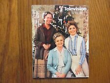 Dec-1983 Detroit News Television Mag(POLLY HOLLIDAY/ANGELA LANSBURY/LEE  REMICK)