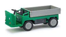 Busch Mehlhose 210009301 H0 1:87 e-cart Balkancar Dreis Benne, vert