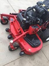 """Exmark 60"""" X-Series Turf Tracer Stand-On Lawn Mower Commercial Toro ~800 hrs"""