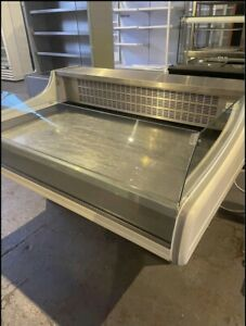 1.5m Fish / Meat Open Display Serve Over Counter Chiller