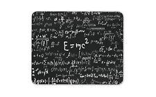 Maths Equations Mouse Mat Pad - Blackboard Teacher Student Computer Gift #14903