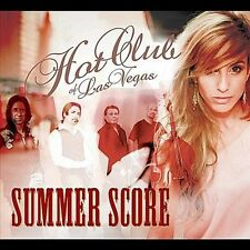 1 CENT CD Summer Score - Hot Club Of Las Vegas