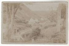 Bucks Mills Nr Clovelly Faded RP Postcard c1910