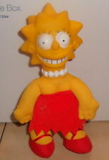 "The Simpsons Lisa 8"" Plush stuffed animal"