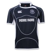 Canterbury of New Zealand Castres Olympique Pro Rugby Home Jersey Men's XL $110