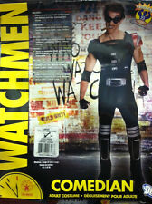 WATCHMEN COMEDIAN ADULT COSTUME SIZE LARGE RUBIES