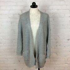 Arizona Jean Company Grey Knit Cardigan | M