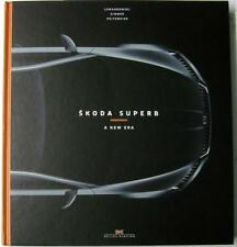 SKODA SUPERB A NEW ERA Lewandowski Zimmer Peitzmeier ISBN 9783667102331 Car Book