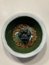 Cat Kitten Slow Feed Gobbler Bowl Insert