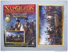 Napoléon Bonaparte et la bataille des trois empereurs (Fascicule + reproduction