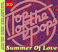 Top of the Pops Summer of Love  - 3 X CD Album -  (New & Sealed) Traffic Byrds