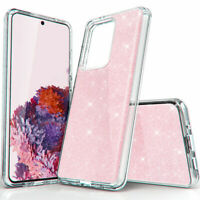 For Samsung Galaxy S20 S20 Ultra S20 Plus Case Shockproof Bling Clear Cover