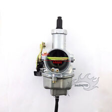 PZ30 Carb 30mm Cable Choke Carburetor For 200cc 250cc Pit Dirt Bike ATV Quad