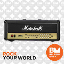 Marshall JVM205H Valve Head Amp 50w 2 Channel Amplifier JVM-205H 50 Watts - BM