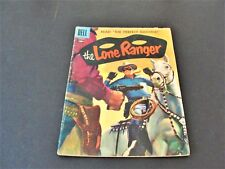 The Lone Ranger-Vol.1 #110, Dell, August, 1957 -10 CENT Silver Age -Comic Book.