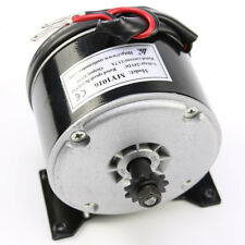 24V 250W Electric Brush Speed Motor for ATV Go kart E-bike Chopper Scooter su