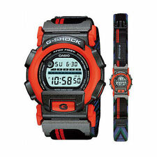*NEW* Casio G-Shock Ethno G Series 1997 FOXFIRE NEXAX DW003E-4CT Red Black Watch