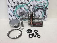 KTM 250 SX-F/XC-F/XCF-W ENGINE REBUILD KIT CRANKSHAFT, NAMURA PISTON, GASKETS