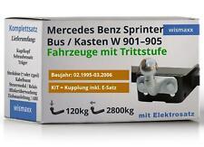 7p E-Satz mit Blinküberwachung AHK starr Mercedes Sprinter 95//06 Radstand 3,05m