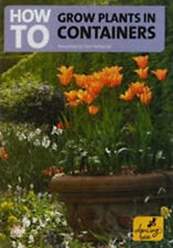 HOW TO PLANT IN CONTAINERS - DVD - REGION 2 UK
