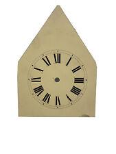 Antique Steeple Mantle Clock Dial