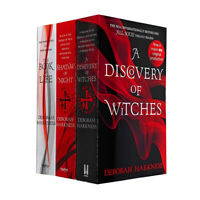 All Souls Trilogy Deborah Harkness Collection 3 Book Set A Discovery of Witches