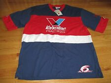 Chase MARK MARTIN No. 6 Valvoline ROUSH Racing Team (XL) T-Shirt Jersey w/ Tags