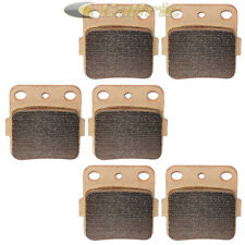 Brake Pads Fits Honda 400 TRX400EX FOURTRAX Front Rear Brakes 1999-2000