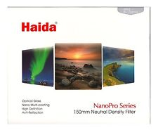 Haida NanoPro 150mm Neutral Density ND8 ND 0.9 8x Glass Filter 150 3 Stop