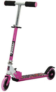Ausstellungsstück: Best Sporting Kinder-Scooter 125 pink/weiß 30411 Roller City