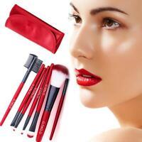 Pinceaux de maquillage multifonctionnels Set 7Pcs / Lot Fard à paupières fard