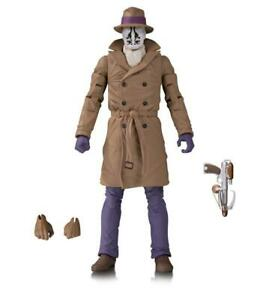 """DC Collectibles RORSCHACH LOOSE 7"""" Watchman Doomsday Clock 2 Pack No Mime"""
