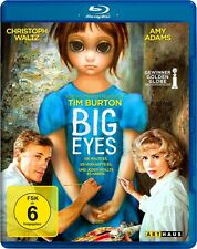 Blu-ray * Big Eyes * NEU OVP * Christoph Waltz, Tim Burton