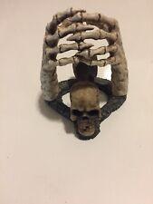 Skull Bone Decorative Fantasy Candle Holder