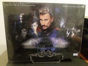 ***Coffret Johnny Hallyday - Jeu Power Games Edition limitée numérotée (Neuf)*