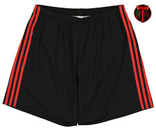 adidas MLS Men's Adizero Team Color Short, Portland Timbers- Black